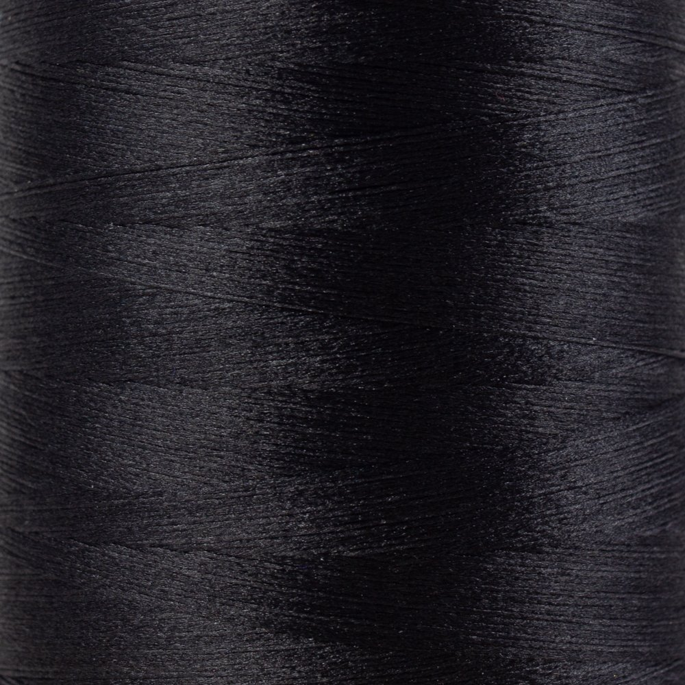 SoftLoc Wooly Poly thread 1005m 78 Black