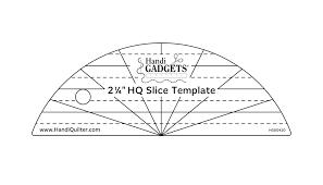 ROM Slice Ruler 2 .25 inch