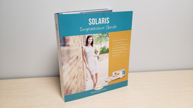 Inspiration Guide Workbook Babylock Solaris