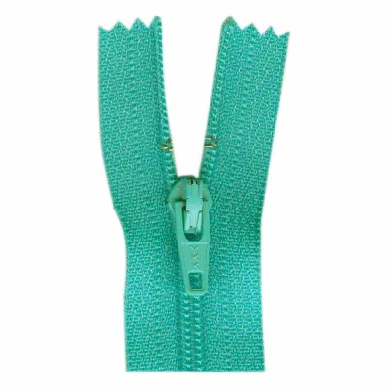 General Purpose Closed End Zipper 45cm (18) - Surf