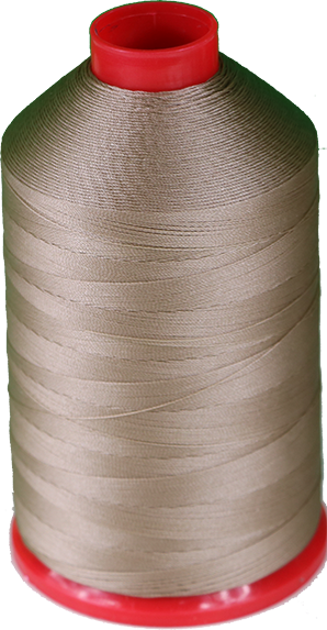 Tex 30, Color 4033 (tan) nylon thread 250G Spool