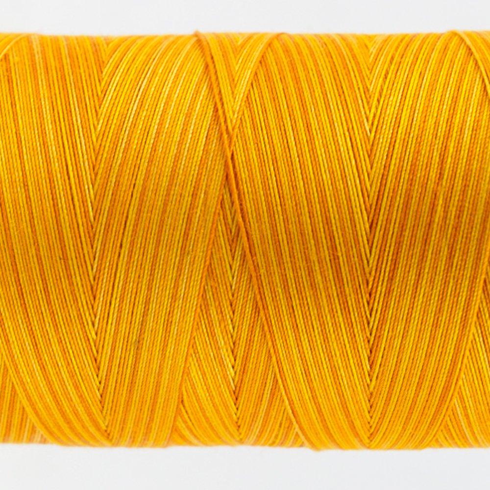 Tutti Varigated Thread  50 Wt  07 Oranges