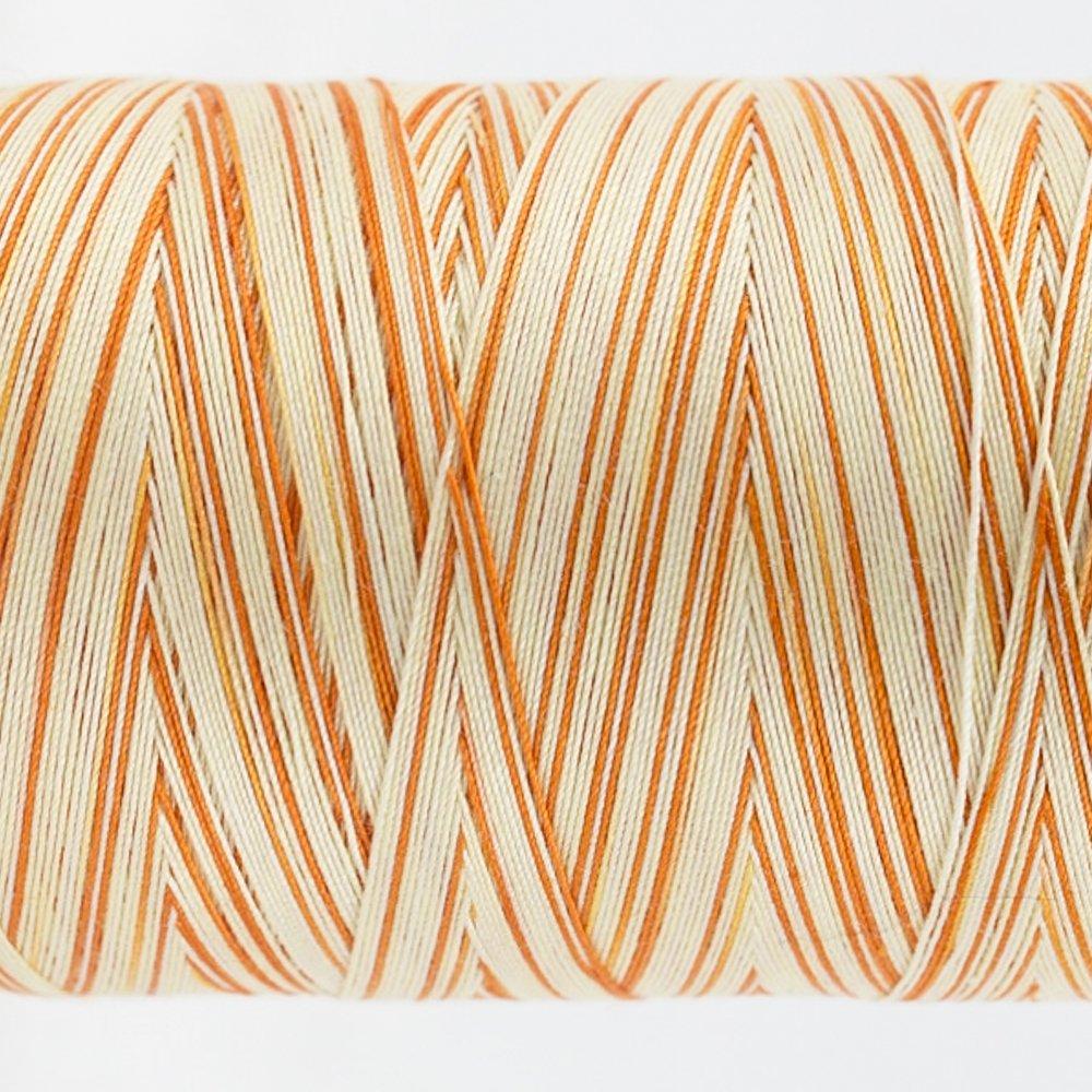 Tutti Varigated Thread  50 Wt 08 Sweet Potato