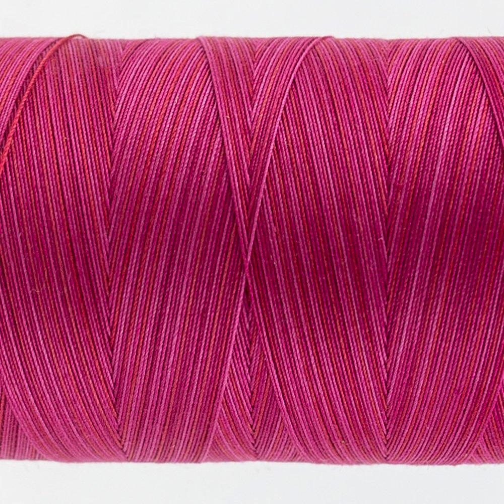 Tutti Varigated Thread  50 Wt 10 Roses
