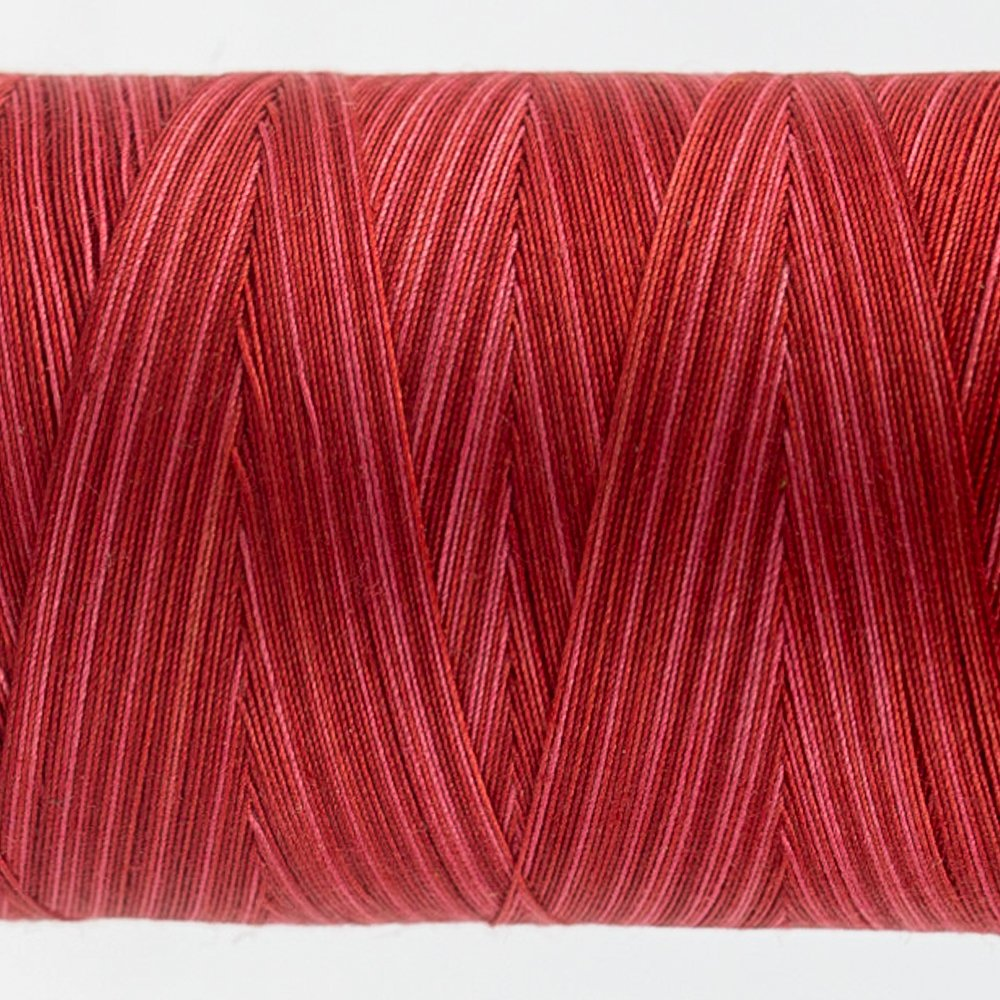 Tutti Varigated Thread  50 Wt 12 Strawberry