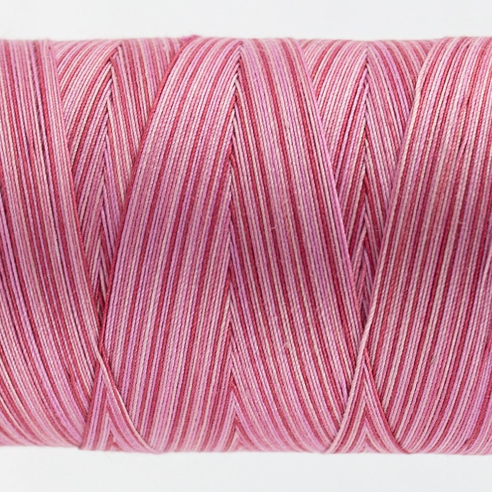 Tutti Varigated Thread  50 Wt 13 Hibiscus