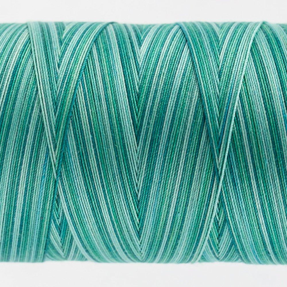 Tutti Varigated Thread  50 Wt 22  Peacock