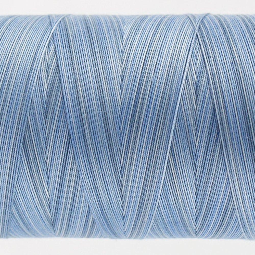 Tutti Varigated Thread  50 Wt 26  Ocean