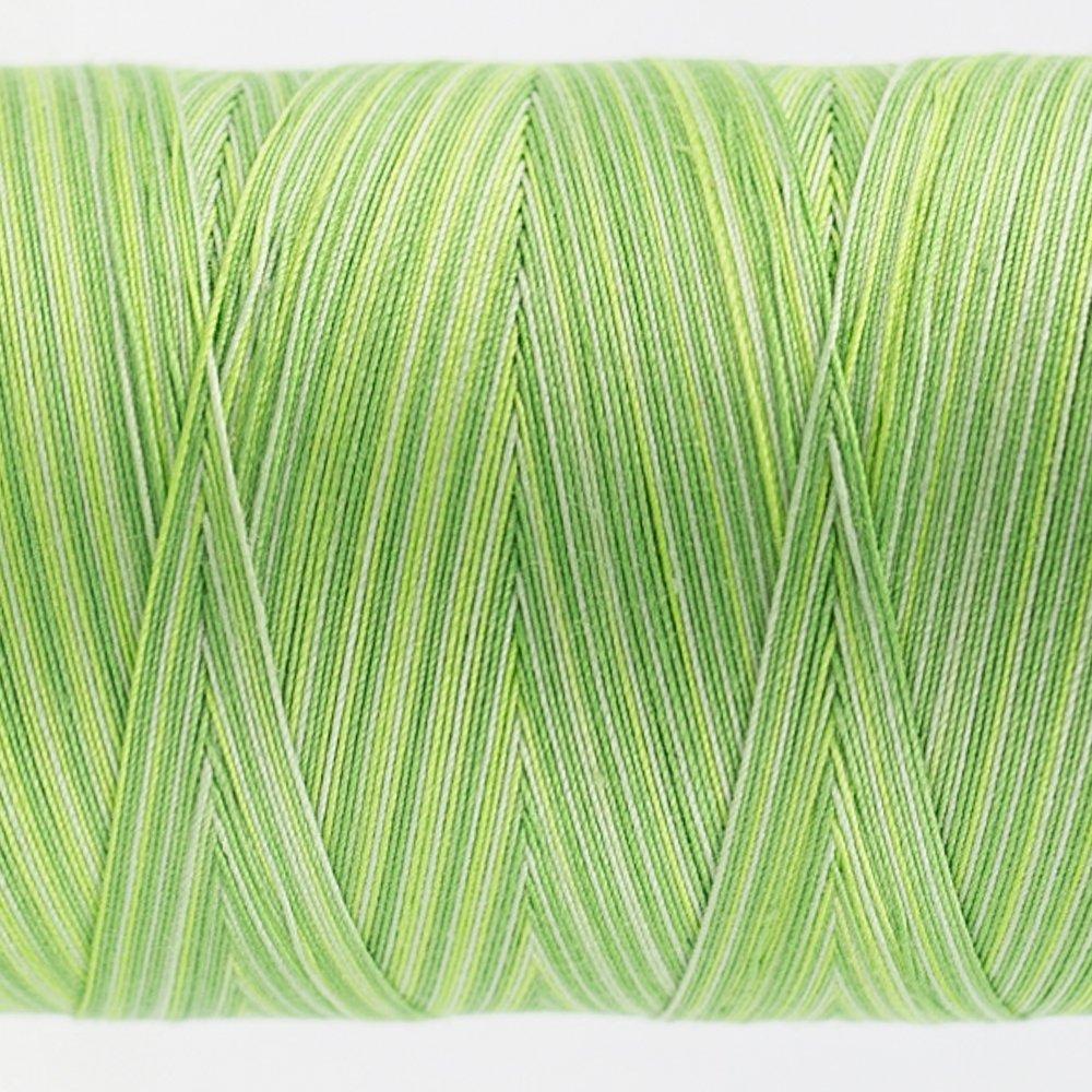 Tutti Varigated Thread  50 Wt 28  Lime
