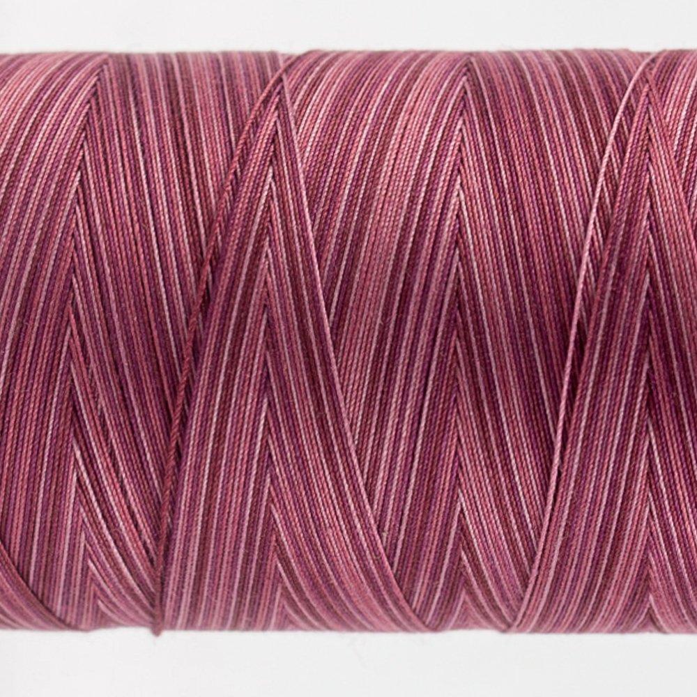 Tutti Varigated Thread  50 Wt 33 Wood Rose