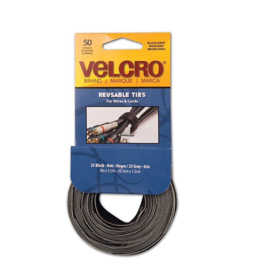 Velcro Reusable Ties