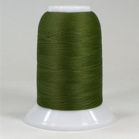 1000m Woolly Nylon Thread #038 Drab Green