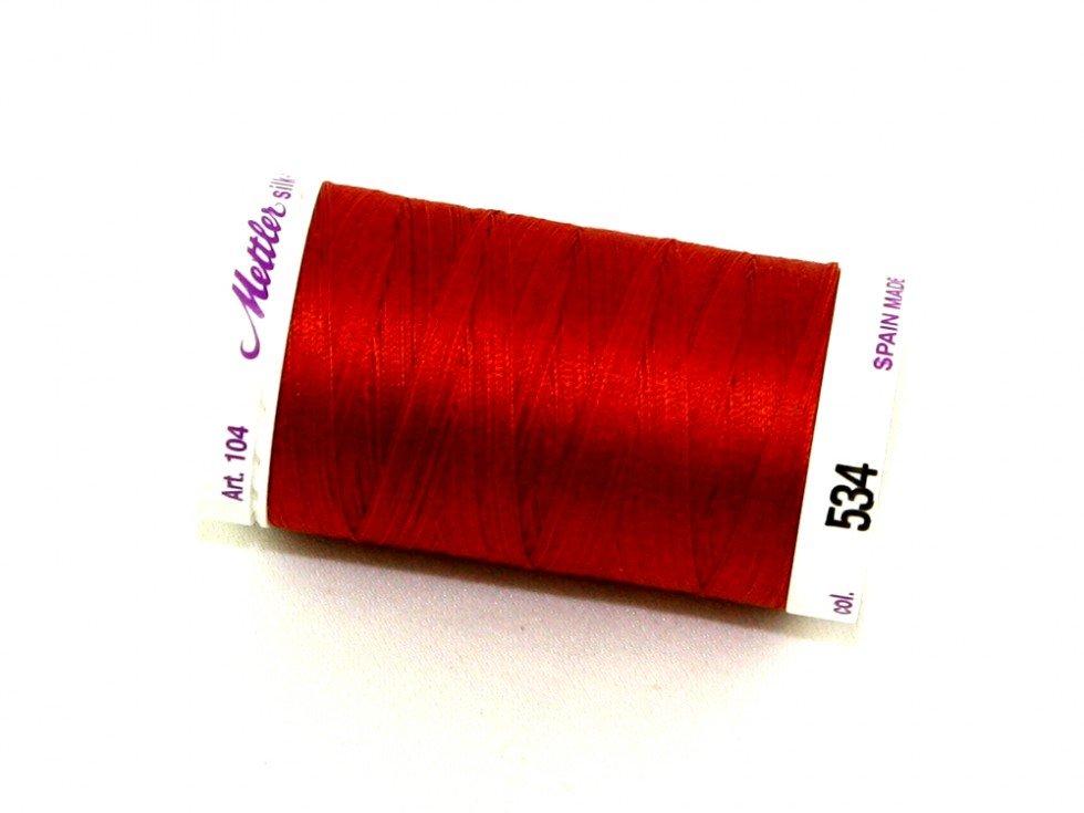 Mettler Silk-Finish 50wt Cotton Thread #534 Spice 547yds