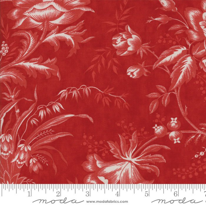 108 Snowberry Wideback - Berry Red