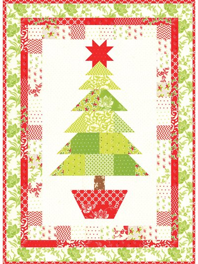 Oh Christmas Tree Wallhanging Kit