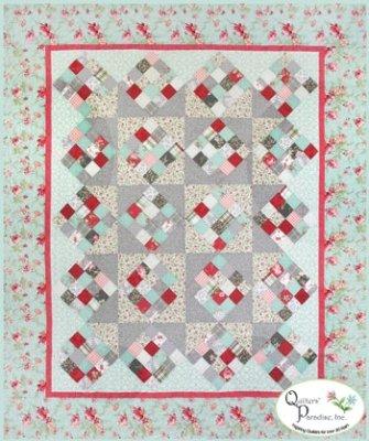 16-Patch Medley Pattern