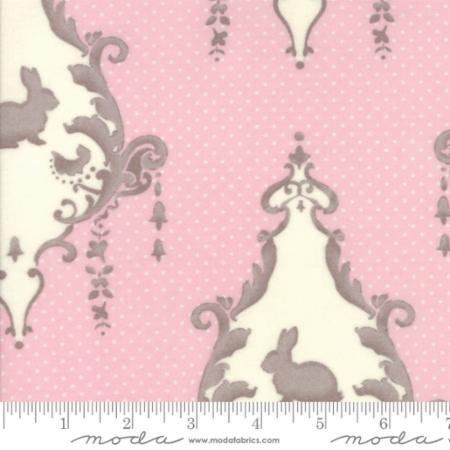 Bunny Hill Designs Pink Flannel