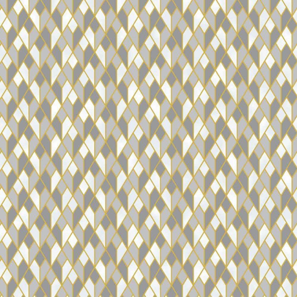 Starlight Woven metallic Grey