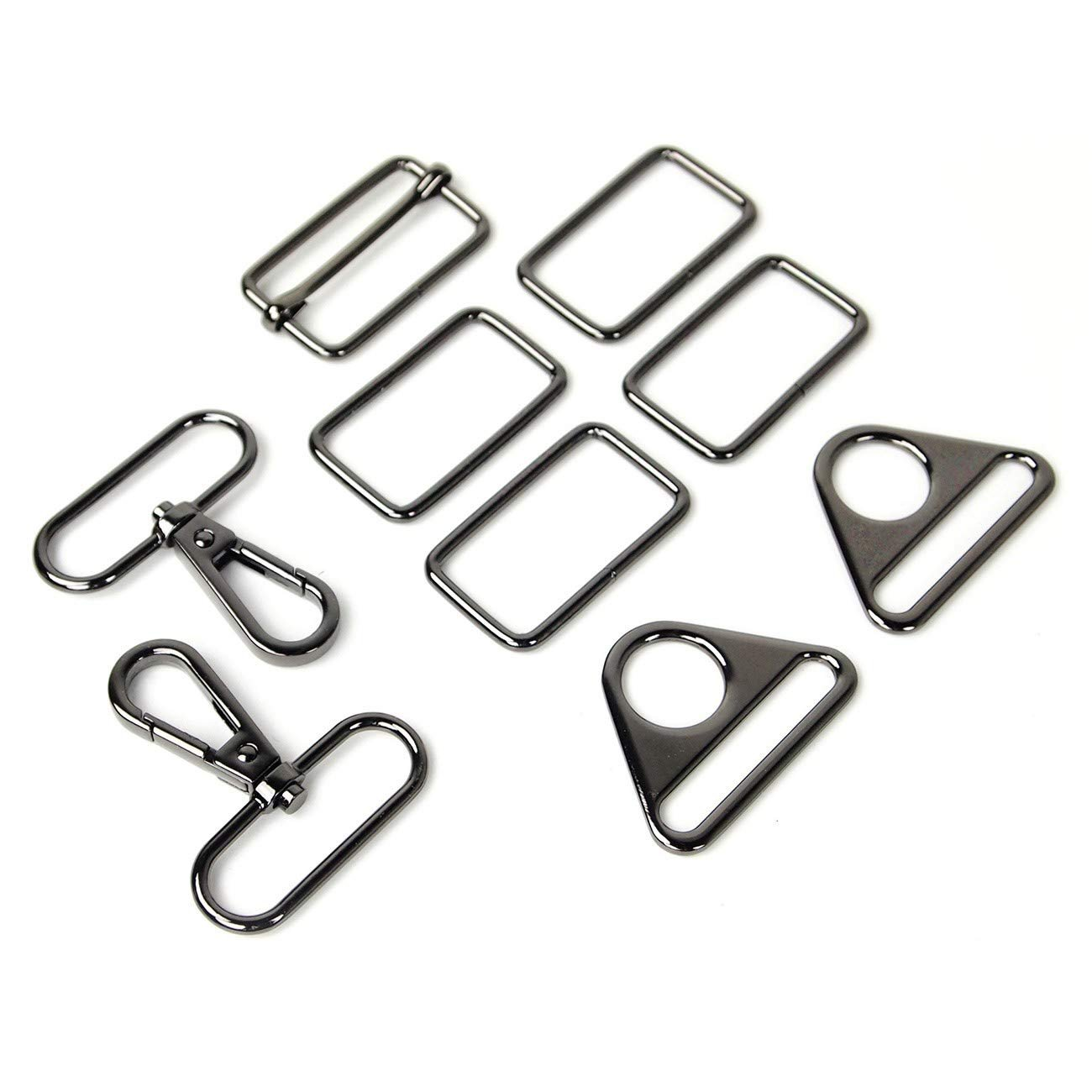 Gunmetal Townsend Hardware Kit