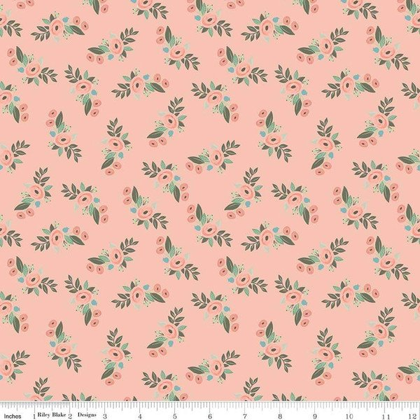 Bliss Floral Blush