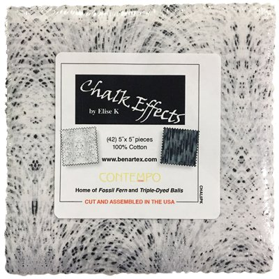 Chalk Effects Charm Pack 5 x 5 Pk