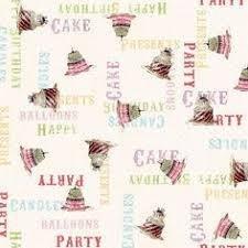 Birthday Party Hullabaloo Light Cream 1392-2
