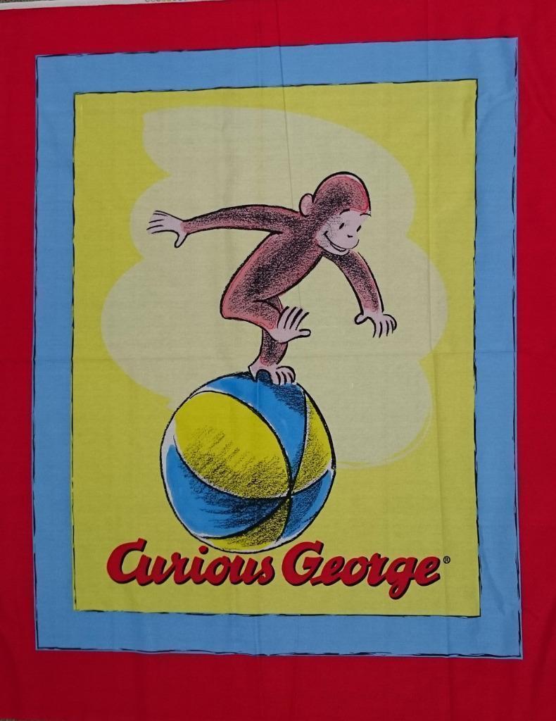 Curious George Panel