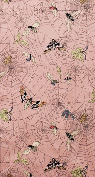 A Ghastlie Web- Mauve