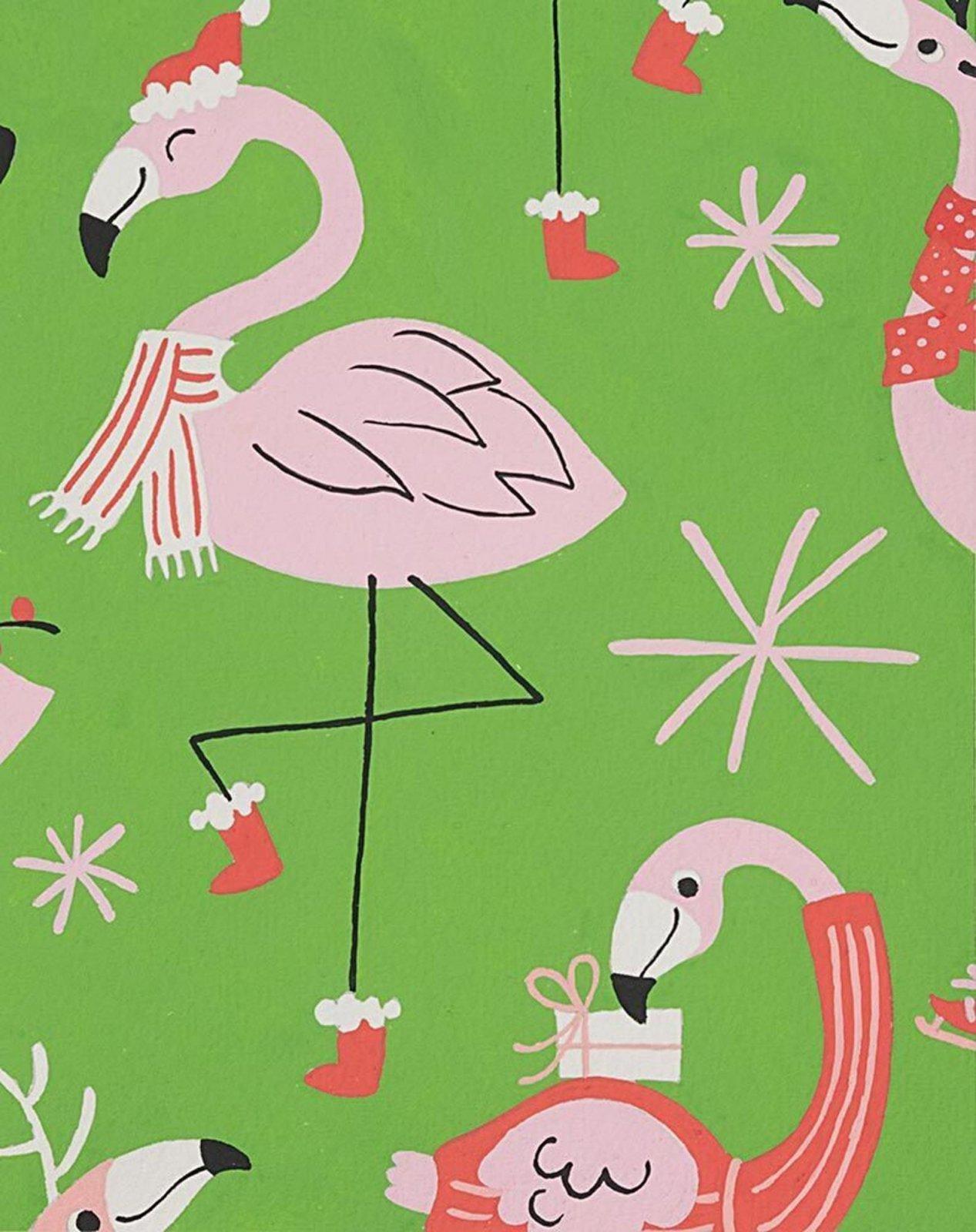 Fa La La Flamingo #8840B