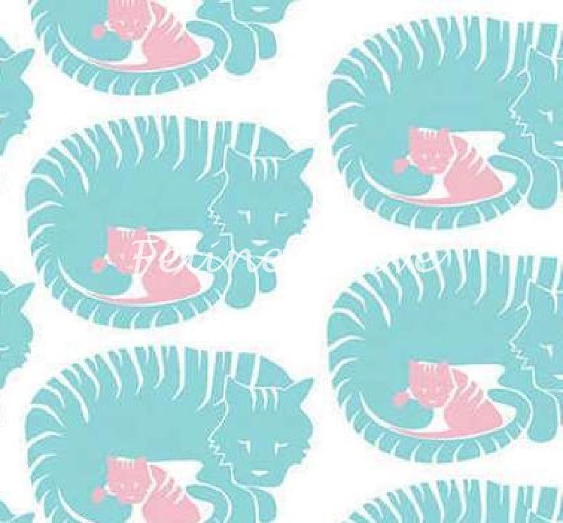 Imaginarium Turquoise Tigers
