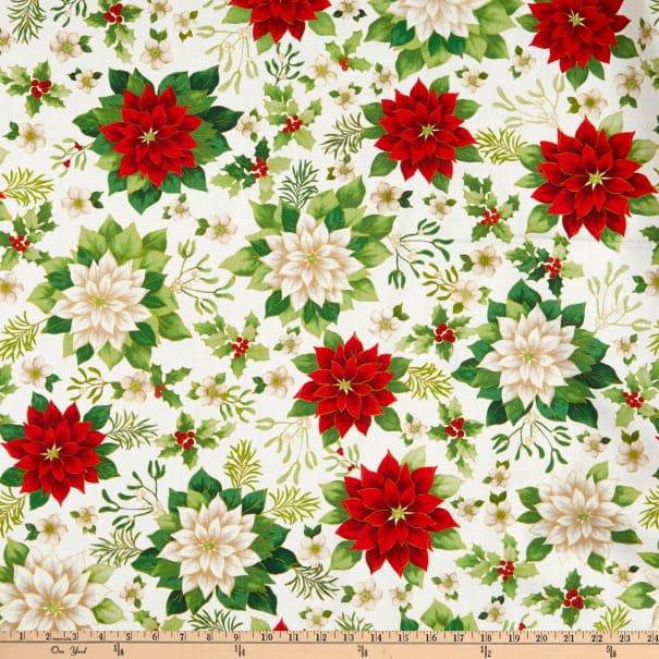 108 Joyous Garden Wideback - Cream/Multi