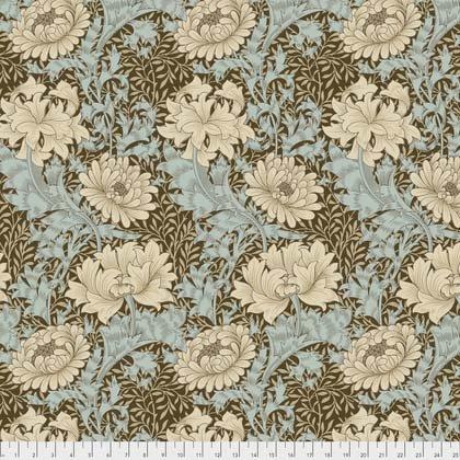 Merton by Morris & Co #PWWM-009 Chrysanthemum Aqua