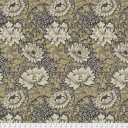 Merton by Morris & Co #PWWM0009 Chrysanthemum Taupe