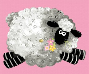 Lal the Lamb Play Mat