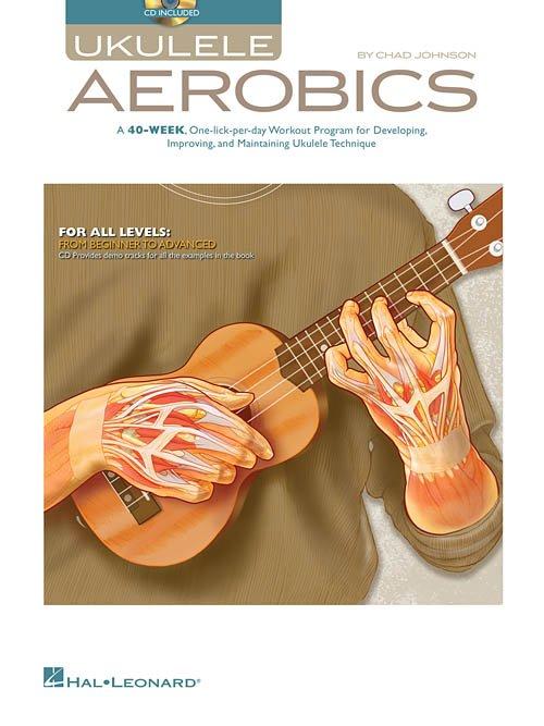 Ukulele Aerobics w/CD
