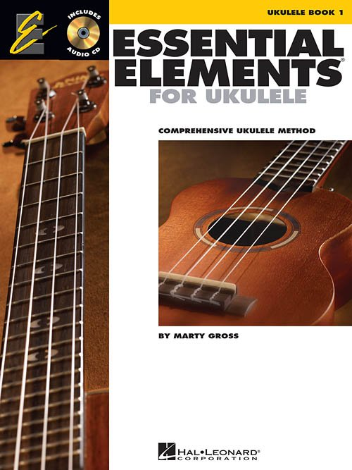 Essential Elements for Ukulele - Method Book 1 - Audio Online