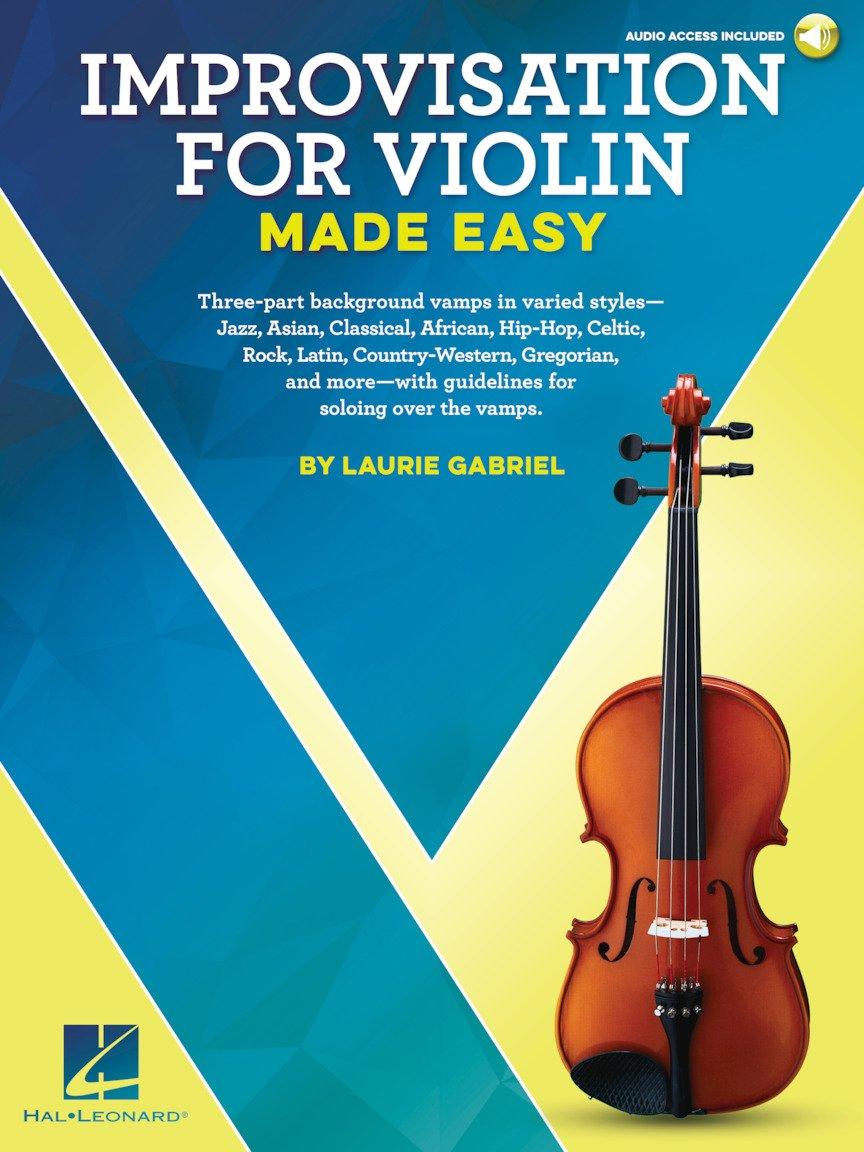 Improvisation for Violin Made Easy