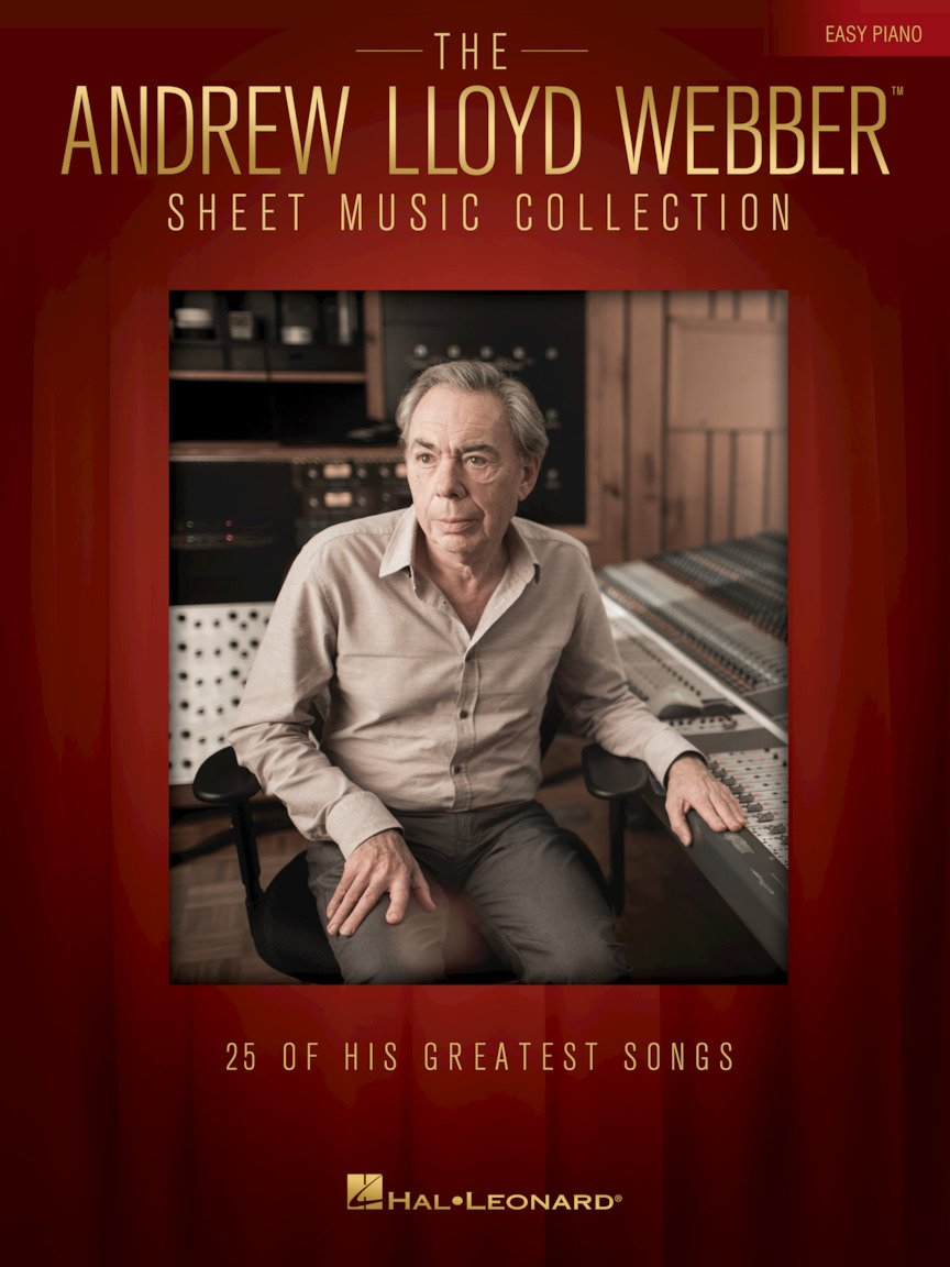Andrew Lloyd Webber Sheet Music Collection For Easy Piano, The