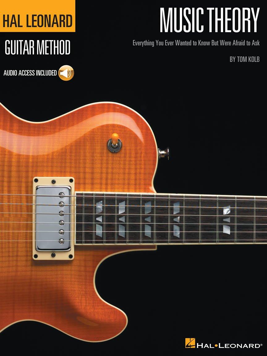 Music Theory for Guitarists - Hal Leonard Guitar Method w/CD