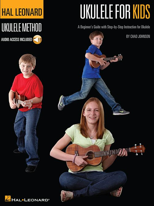 Ukulele for Kids - The Hal Leonard Ukulele Method - Audio Online