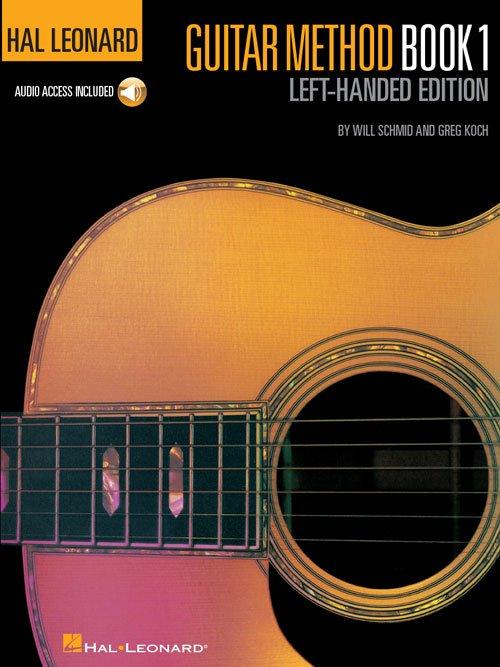 Hal Leonard Guitar Method, Book 1 – Left-Handed Edition