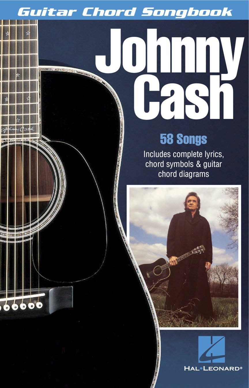 Guitar Chord Songbook: Johnny Cash