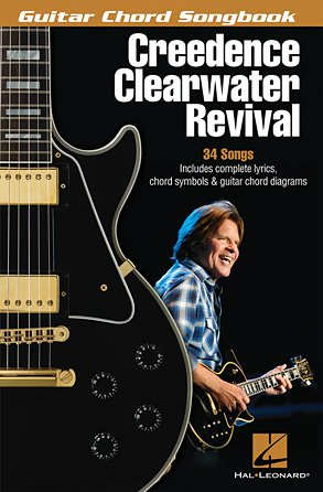 Guitar Chord Songbook: Credence Clearwater Revival