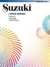 Suzuki Violin School Piano Acc. Volume 2 (Revised)
