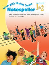Alfred's Kid's Ukulele Course Notespeller