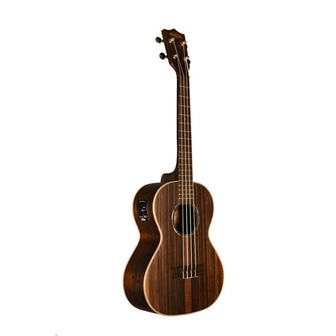 Kala KA-EBY-TE Ebony Acoustic-Electric Tenor Ukulele