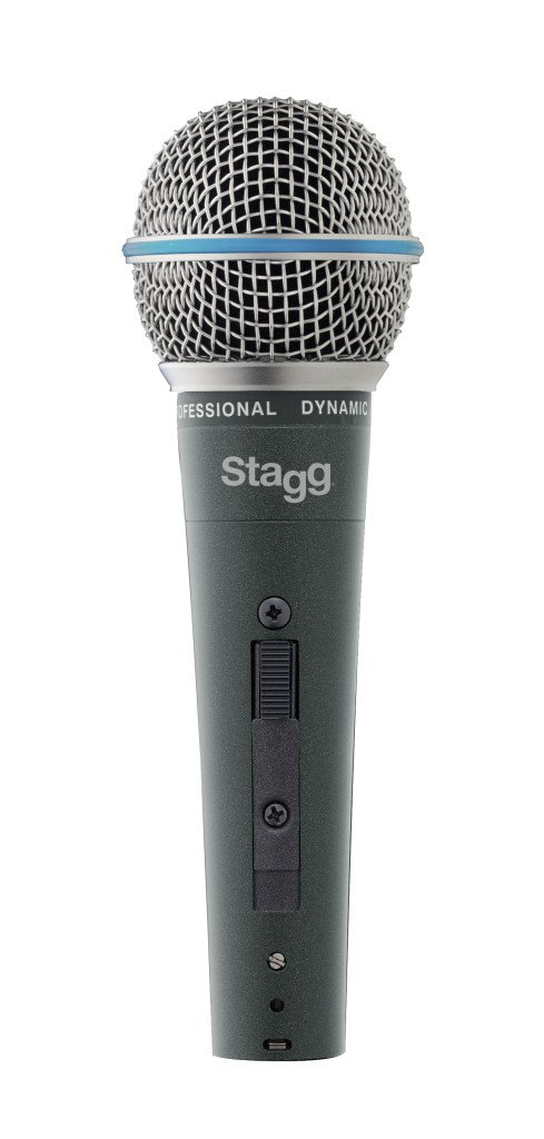Stagg SDM60 Professional Dynamic Microphone