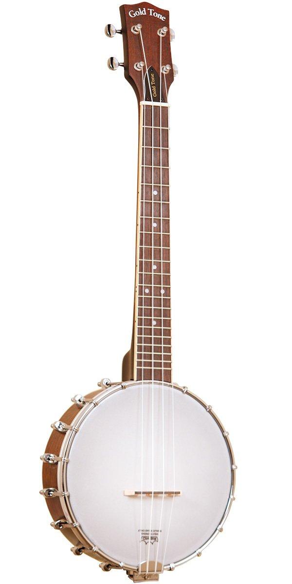Gold Tone BUT Tenor Banjo Ukulele w/Case