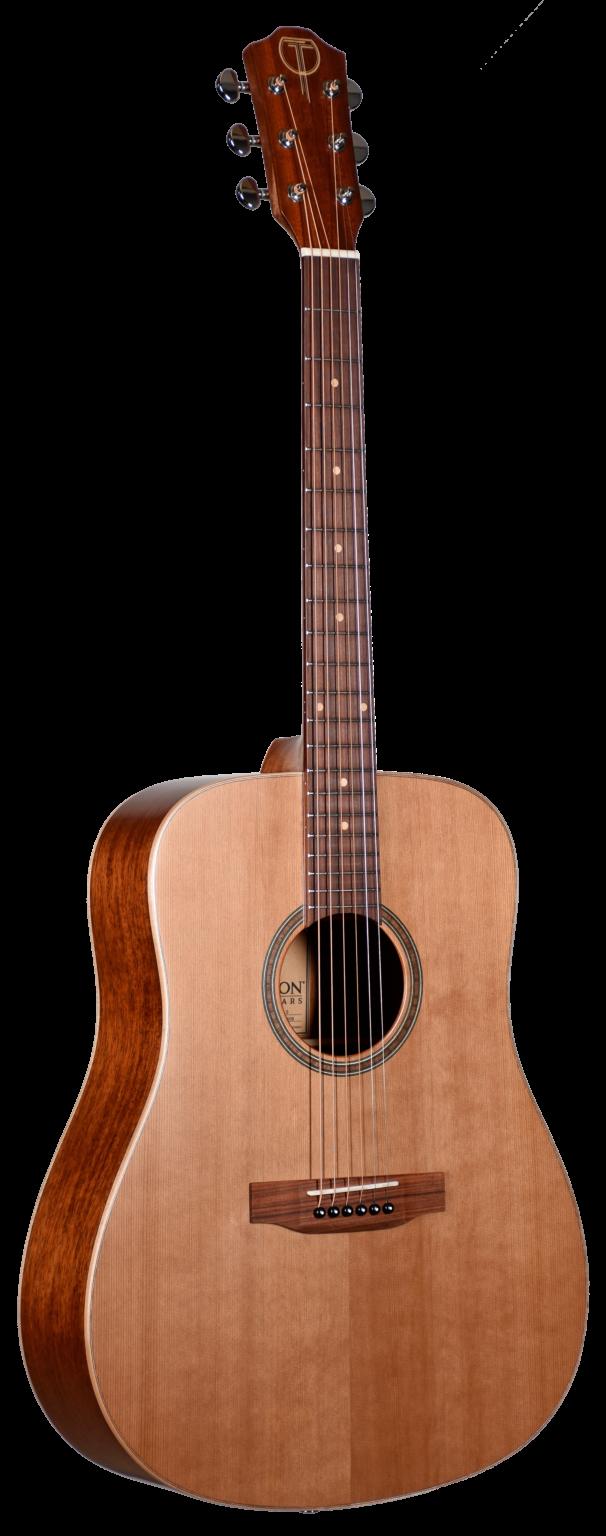 Teton STS105NT Dreadnought Acoustic Guitar - Cedar Top