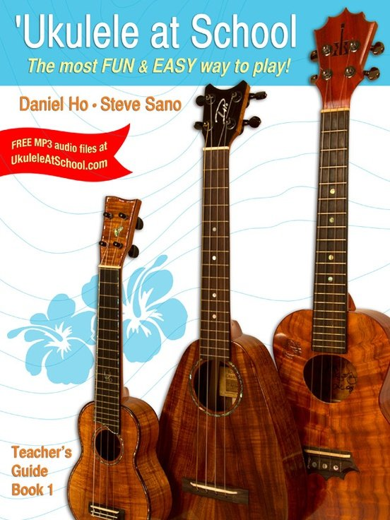 'Ukulele at School Book 1 - Teacher's Guide